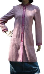 Boden Tweed Wool-like Coat