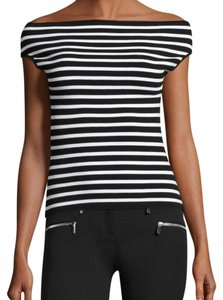 Michael Kors Top black/white