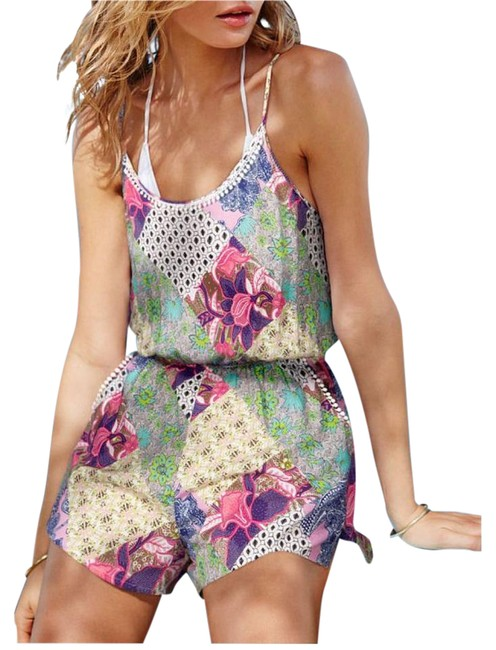Preload https://img-static.tradesy.com/item/21854623/victoria-s-secret-as-pictured-vs-xl-romper-bali-patchwork-cover-upsarong-size-14-l-0-1-650-650.jpg