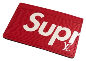 Louis Vuitton x Supreme Porte Carte Card Case