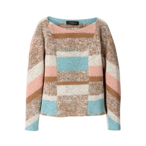 Thakoon Wool Knit Silk Sweater