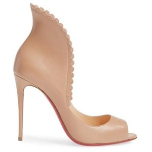 new arrival 39441 99221 Christian Louboutin Peep Toe Shoes - Up to 70% off at Tradesy