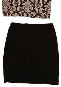 byCorpus Bodycon Little Black Mini Skirt