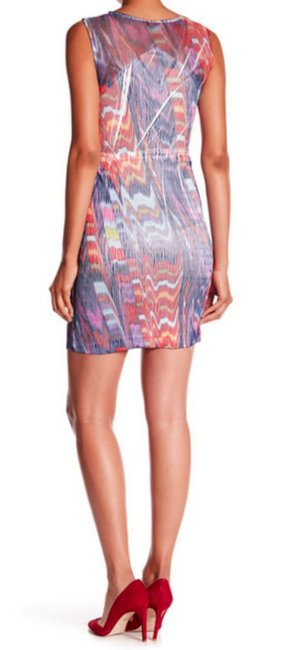 KOMAROV short dress Crimson Perfect For Travel Packable Lightweight Resists Wrinkling Up Or Down Cool Comfy on Tradesy Image 7