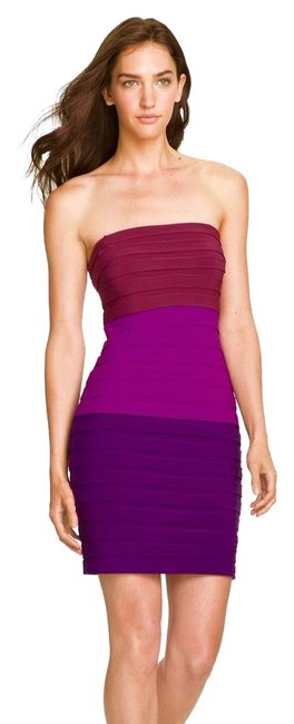 Preload https://img-static.tradesy.com/item/21856083/max-and-cleo-purple-fuchsia-burgundy-suzy-bodycon-banded-strapless-night-out-dress-size-4-s-0-2-650-650.jpg