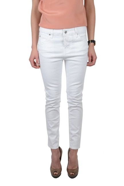 DSquared Skinny Jeans-Light Wash Image 2