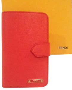 Fendi Fendi medium wallet VIT.ellite/rosa exstacy +oro sof
