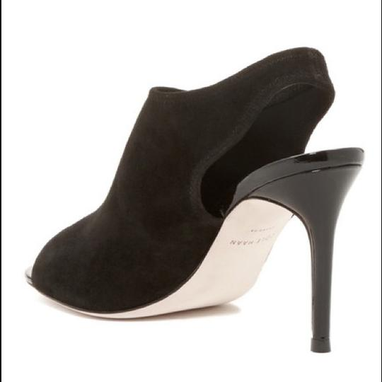 Cole Haan In The Box Suede Upper Leather Black Sandals Image 2
