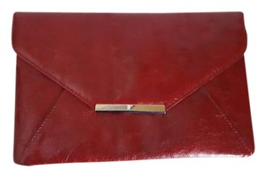 Style & Co & Envelope Evening red Clutch