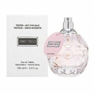 Jimmy Choo JIMMY CHOO BY JIMMY CHOO-100 ML-TESTER-FRANCE
