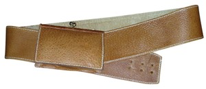Isaac Mizrahi Isaak Mizrahi Vintage Belt with Purse