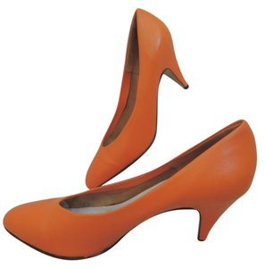 Together orange Pumps