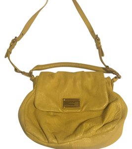 Marc by Marc Jacobs Satchel in yellow