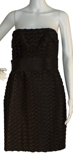 Item - Brown Cocktail Dress Size 6 (S)