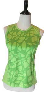 Champion Champion Lime green sleeveless running tank top