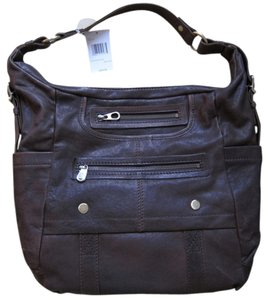 Andrew Marc Leather Hobo Bag