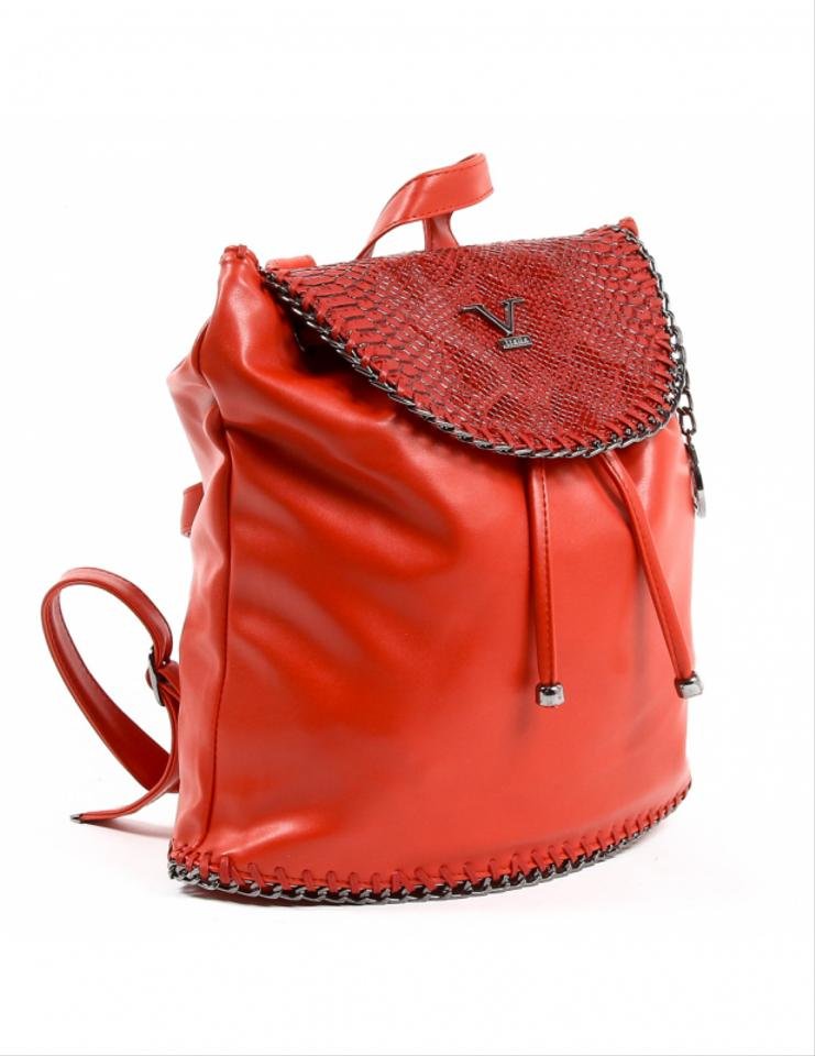 ce115e367fff Versace 19.69 For Girls Designer For Women Leather Backpack Image 4. 12345