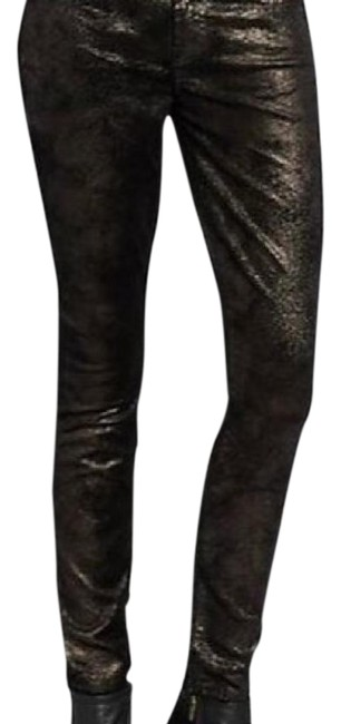 7 For All Mankind black pants
