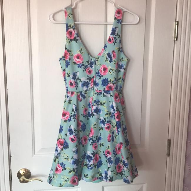 B. Darlin short dress Mint on Tradesy