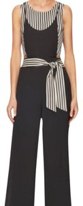 Misha Nonoo Stripe Under Top Jumpsuit