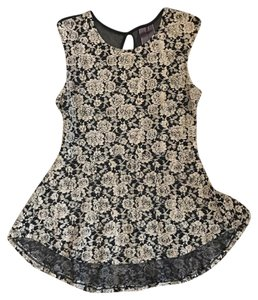 Moon Collection Top floral