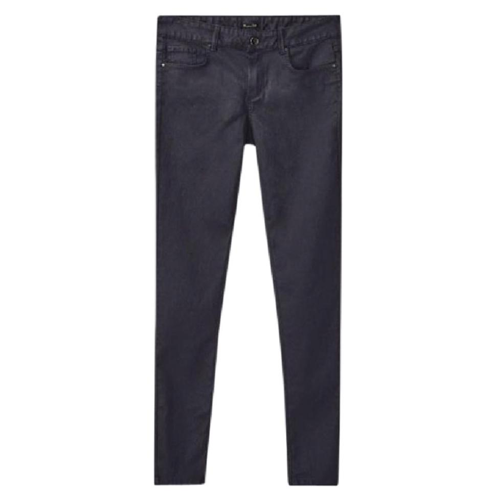 best shoes discount for sale good service Black Coated Trousers Pants