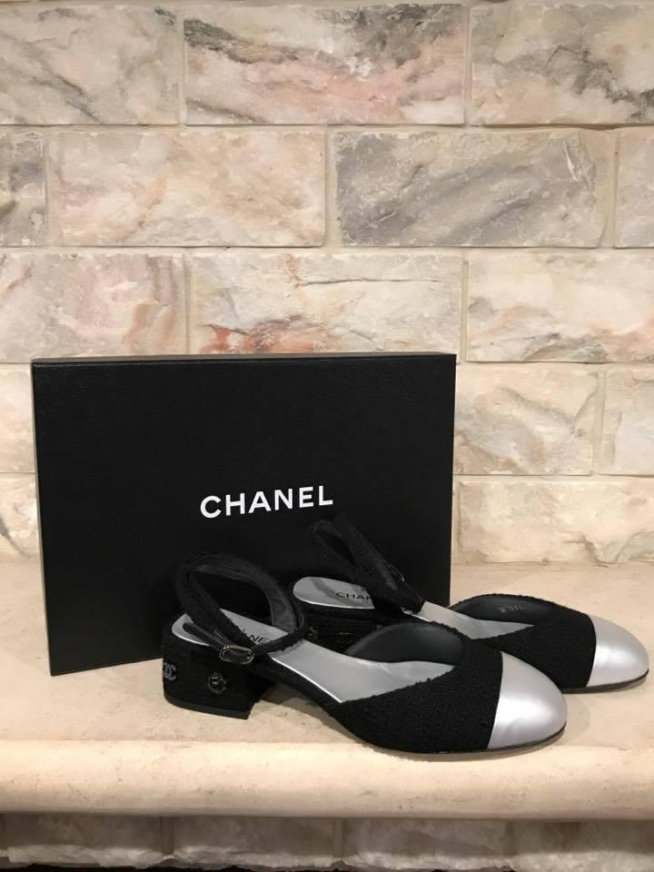 Coco Chanel Shoes For Sale