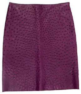 Salvatore Ferragamo Skirt Purple