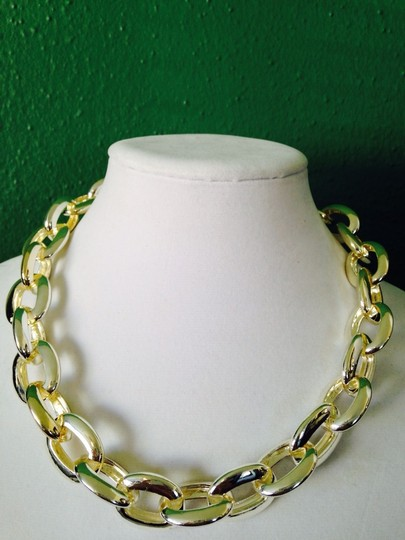 Other NWOT Silver-Tone Large Heavy Link Necklace