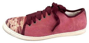 Lanvin Red/Pink Athletic