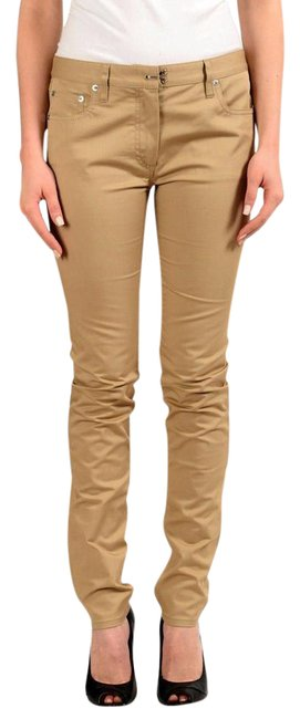 Item - Beige Light Wash 4 Women's Skinny Jeans Size 28 (4, S)