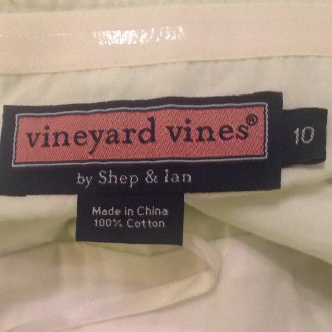 Vineyard Vines Green Halter Top