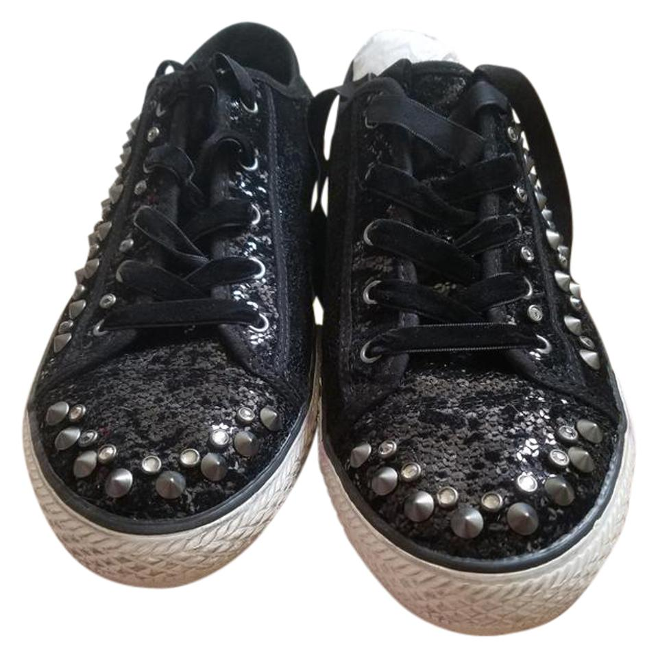 320318d23bb Sneaker Ash Sneakers Up Black Studded 8r68O7w