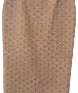 Galeries Lafayette Skirt Light pink beige