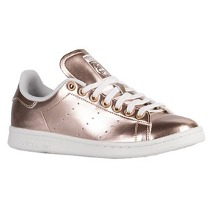 Rose Gold Stan Smith Sneakers