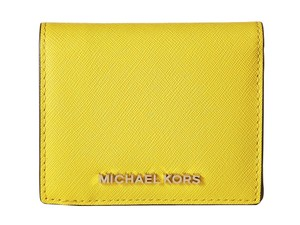 Michael Kors Michael Kors Jet Set Travel Sunflower Carryall Card Case