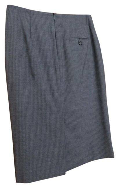 Item - Gray Wool Skirt Suit Size 2 (XS, 26)