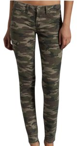 SOLD Design Lab Skinny Pants Camo