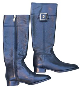 Tory Burch Boots Black Boots