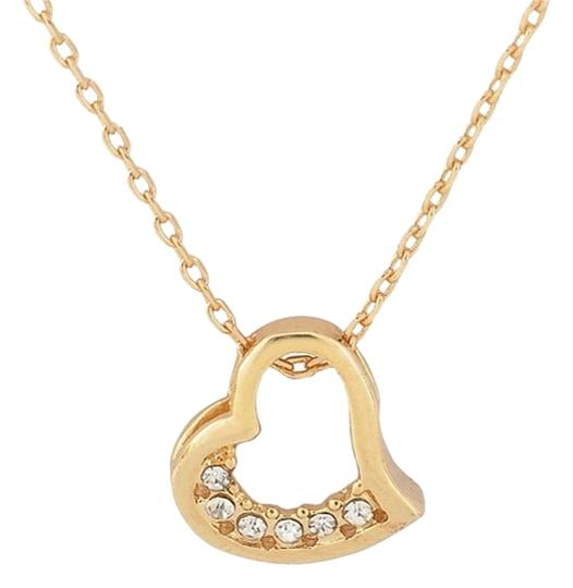 Preload https://item3.tradesy.com/images/9k-yellow-gold-filled-heart-pendant-with-crystals-necklace-2186502-0-0.jpg?width=440&height=440