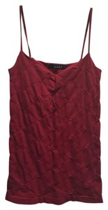 Laundry by Shelli Segal Top red
