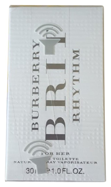 Item - Silver White Pink 1 Fl.oz Brit Rhythm Fragrance