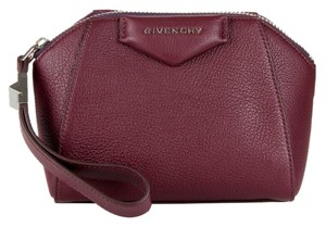 Givenchy Ox blood Clutch