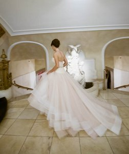 Lazaro Lz3250 Wedding Dress
