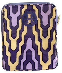 Tory Burch Tory Burch iPad E Tablet Case Sleeve Purple NWT Genuine Leather