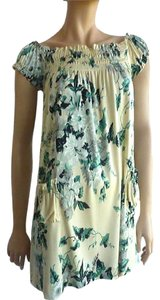 FLORA KUNG short dress NWT Off shoulder dress Silk Jersey Knit Exclusive on Tradesy