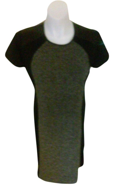 Preload https://item2.tradesy.com/images/liz-claiborne-black-and-grey-tweed-knee-length-workoffice-dress-size-16-xl-plus-0x-2186676-0-0.jpg?width=400&height=650