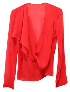 Robert Rodriguez Top Soft red