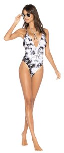 Blue Life Ruffled Romance One Piece
