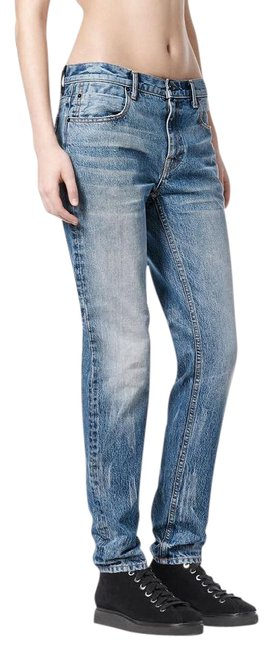 Alexander Wang Relaxed Fit Jeans-Medium Wash